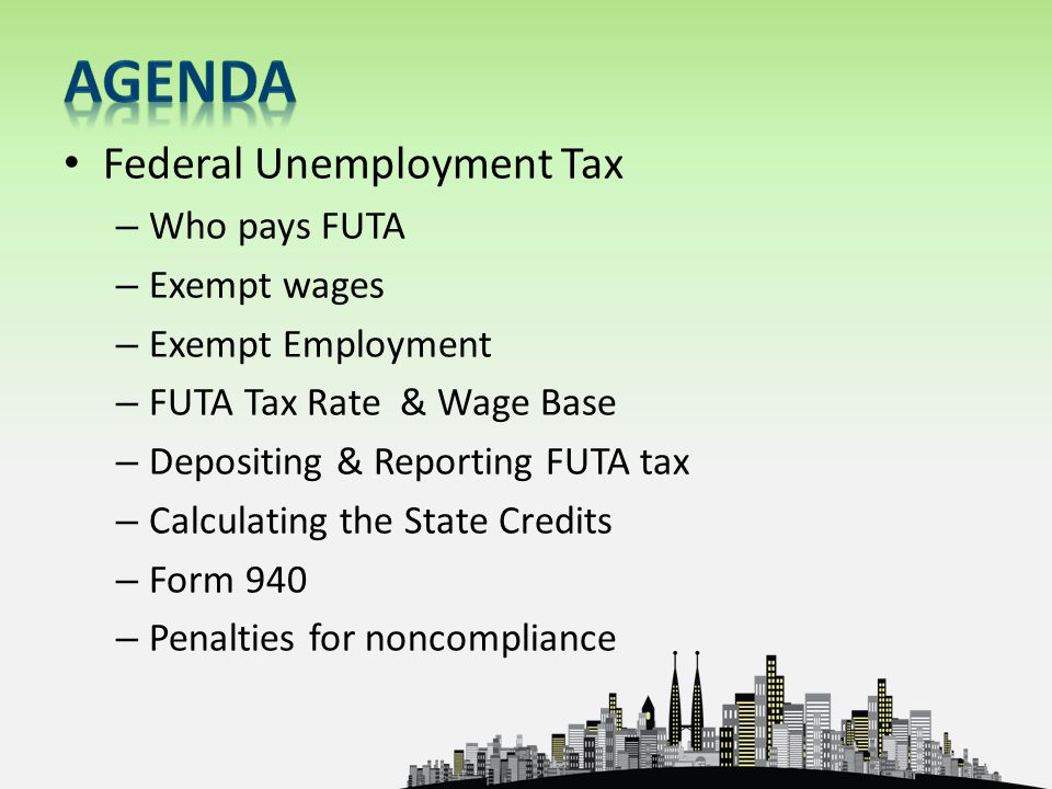 Unemployment Insurance - Ppt Download