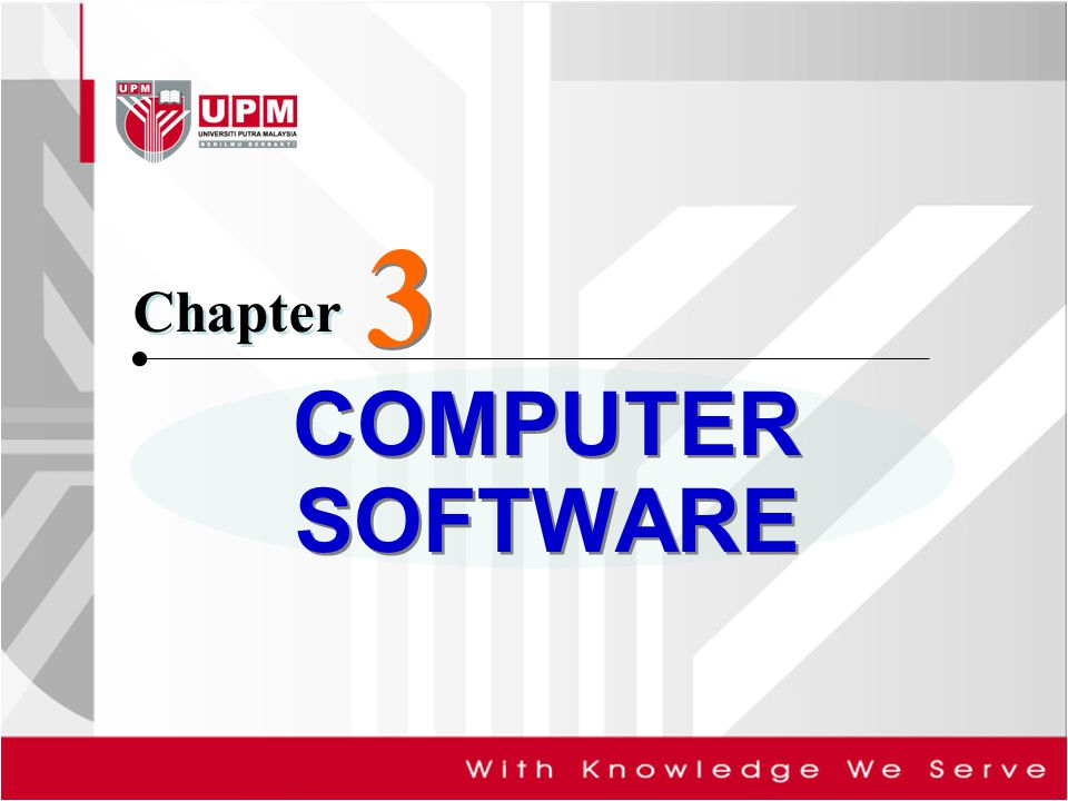 3 chapter computer software ppt video online download 1 3 chapter computer software toneelgroepblik Gallery
