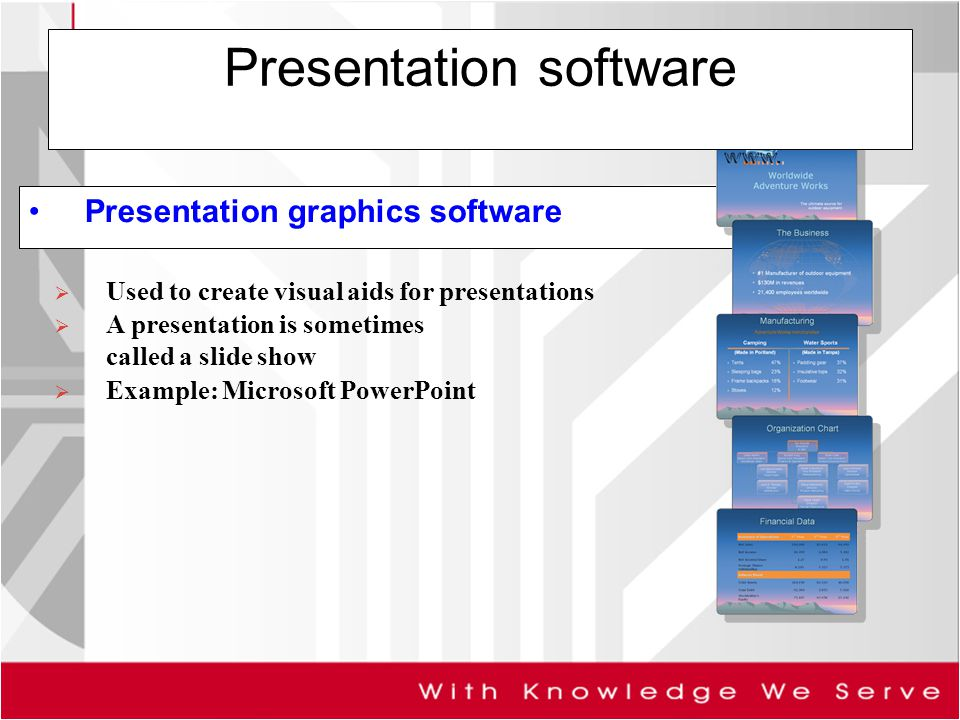 3 chapter computer software ppt video online download