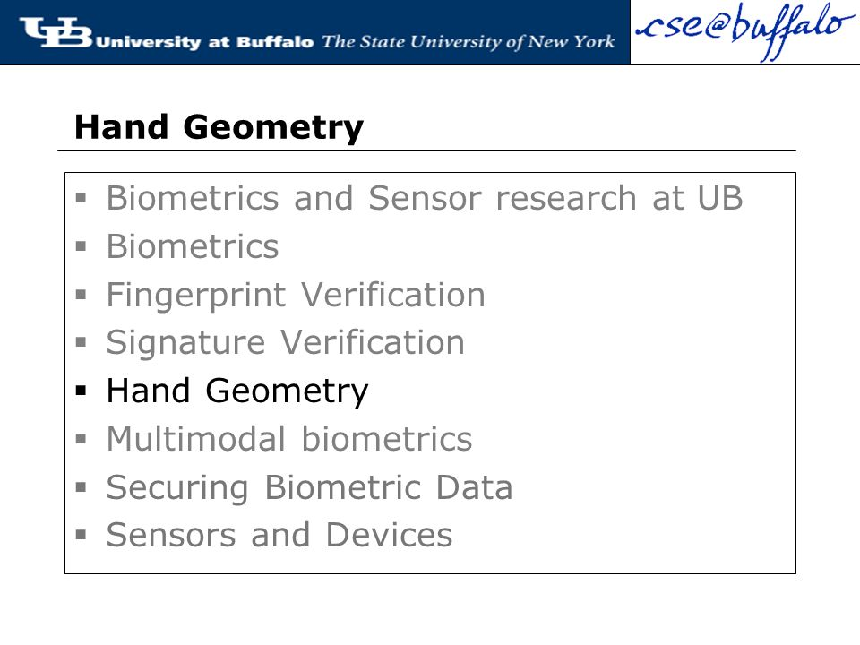latest research papers biometrics