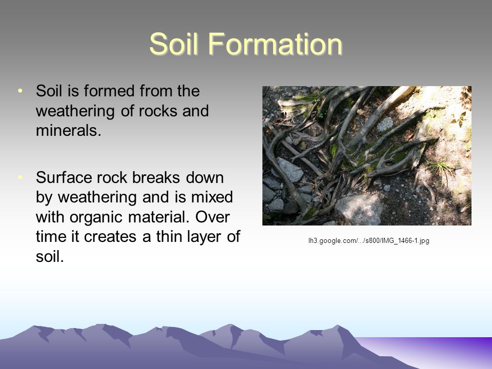 Weathering ppt video online download for Soil forming minerals