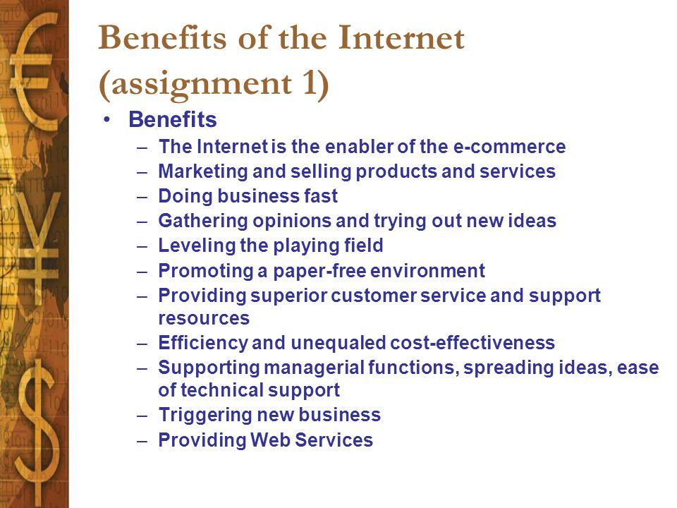 internet marketing assignment essay Free essay: internet marketing contents introduction 2 elements of internet marketing 3 search engines 3 banner ads 4 social media 5 strategic content 5.