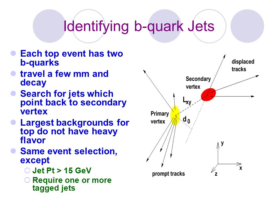 Identifying b-quark Jets