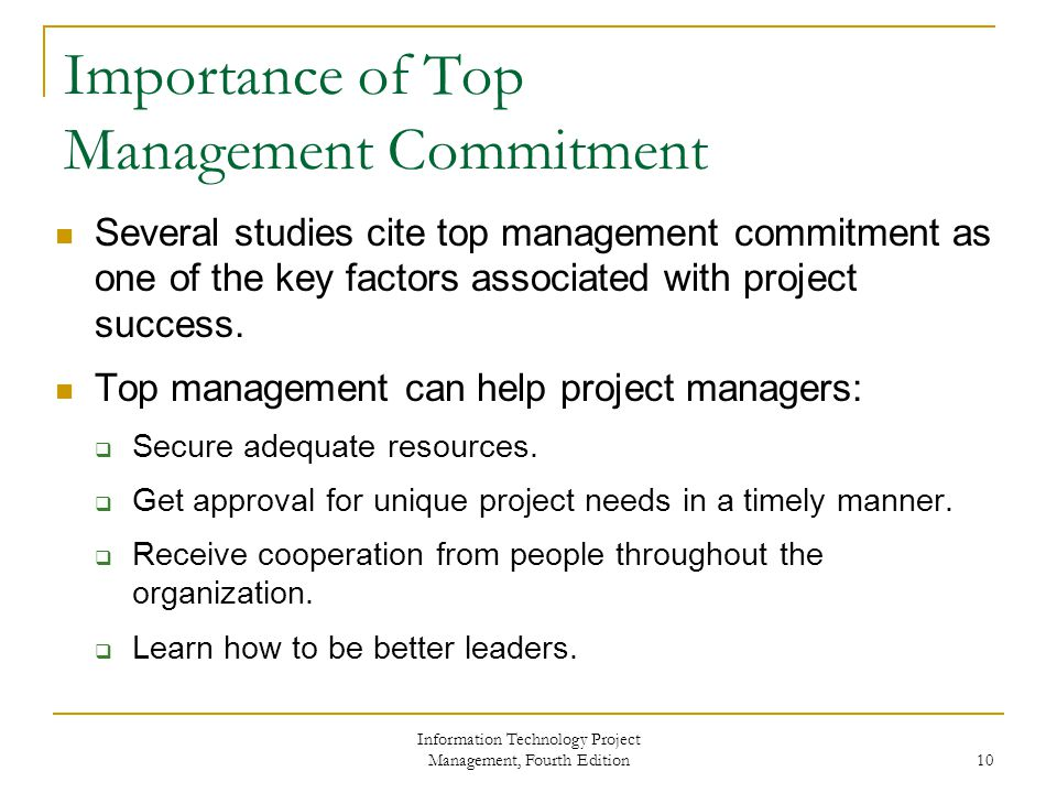 Why Is it Important for Organizations to Use Project Management?