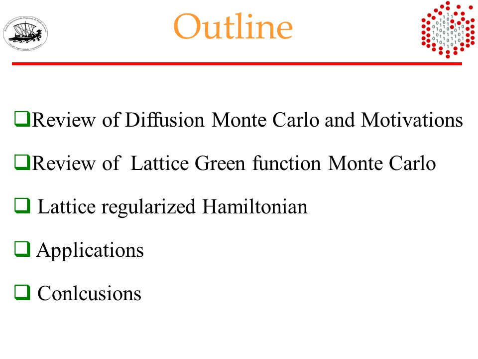 lattice regularized diffusion monte carlo ppt
