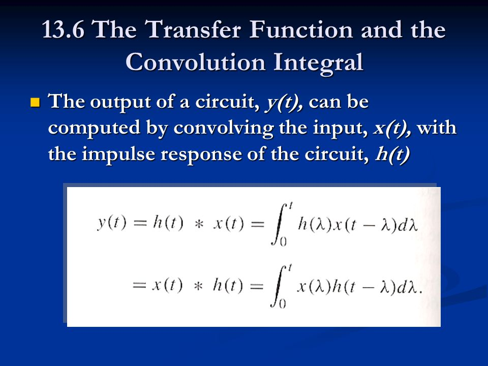 The Laplace Transform in Circuit Analysis - ppt download