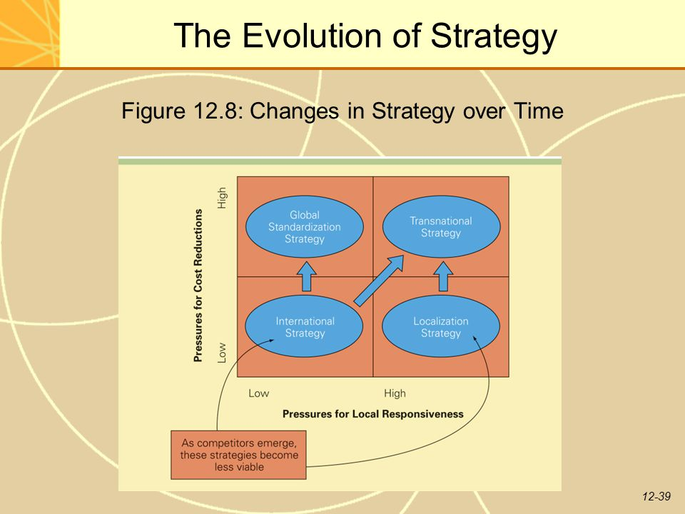 The Evolution of Strategy