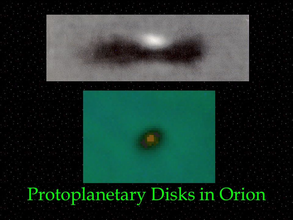 Protoplanetary Disks in Orion