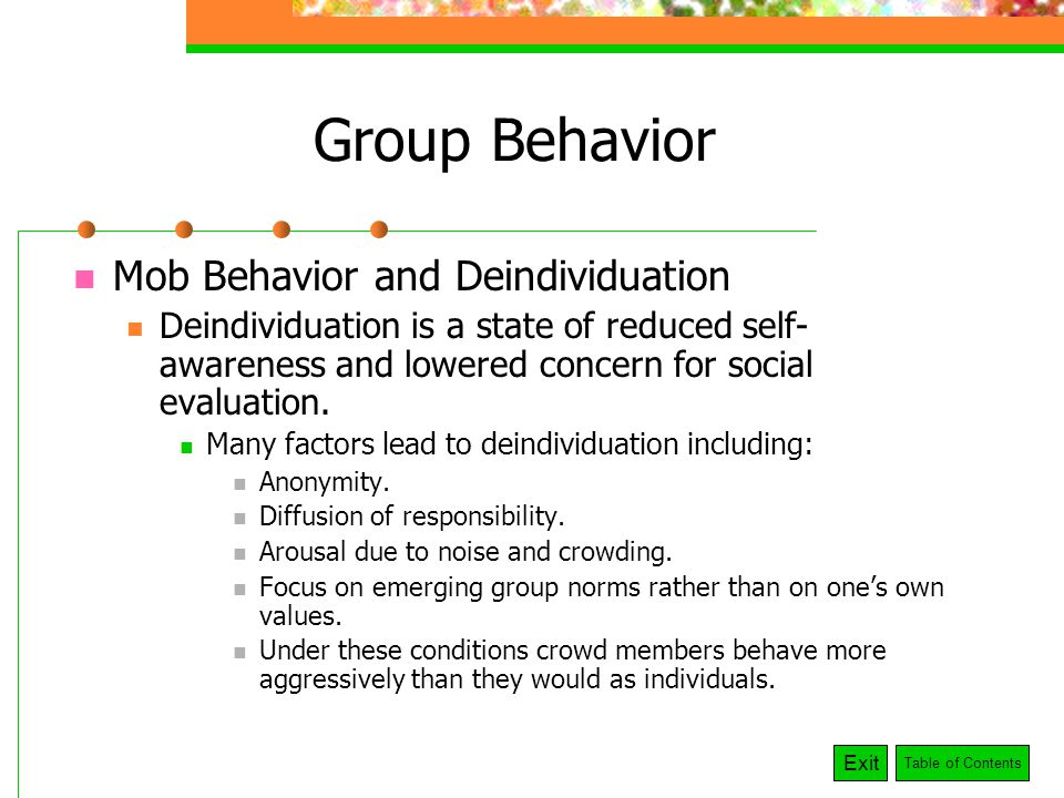 how do group norms contribute to groupthink 9 strategies to avoid groupthink  establish group norms that indicate conflict and speaking one's mind is  contribute your thoughts and ideas to your group.