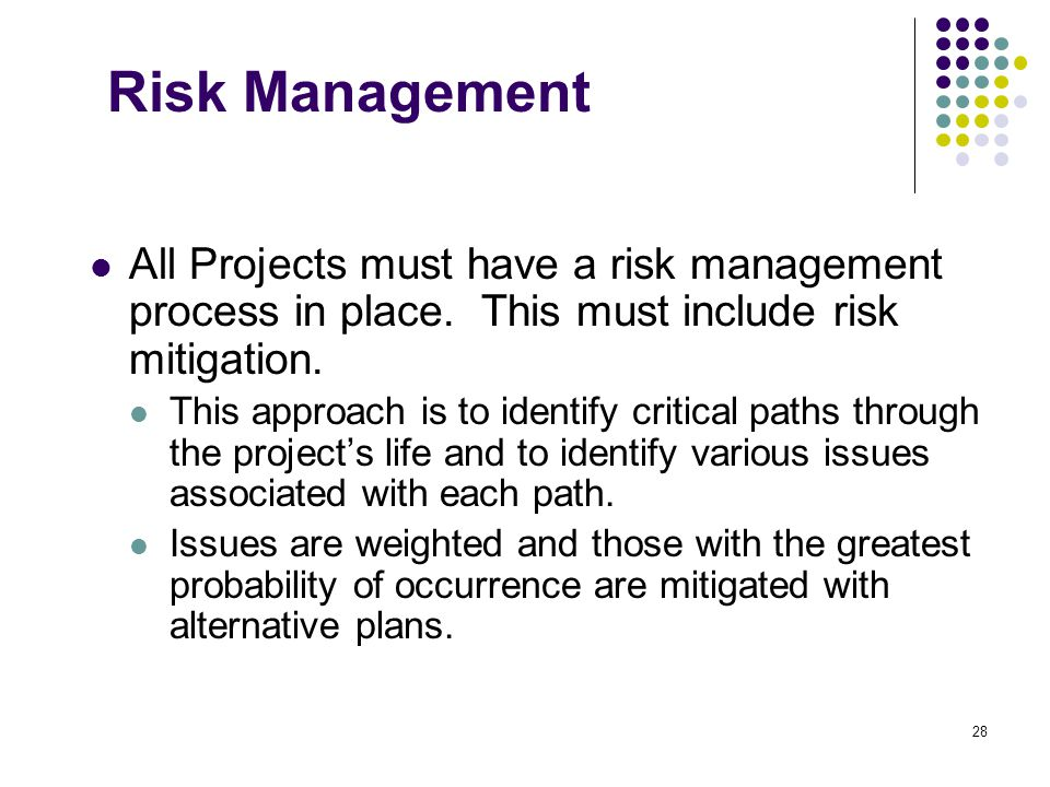 critical issues concerning management method through Project management methods can help in the planning and  critical path analysis is also called critical path method  first note down all the issues.