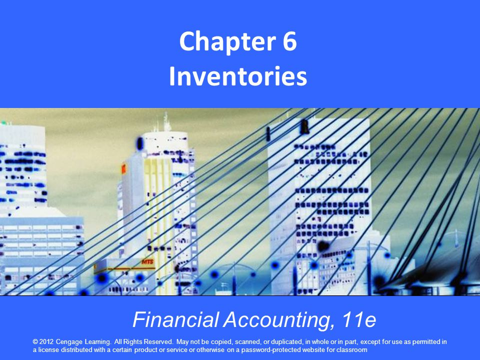 Financial Accounting, 11e