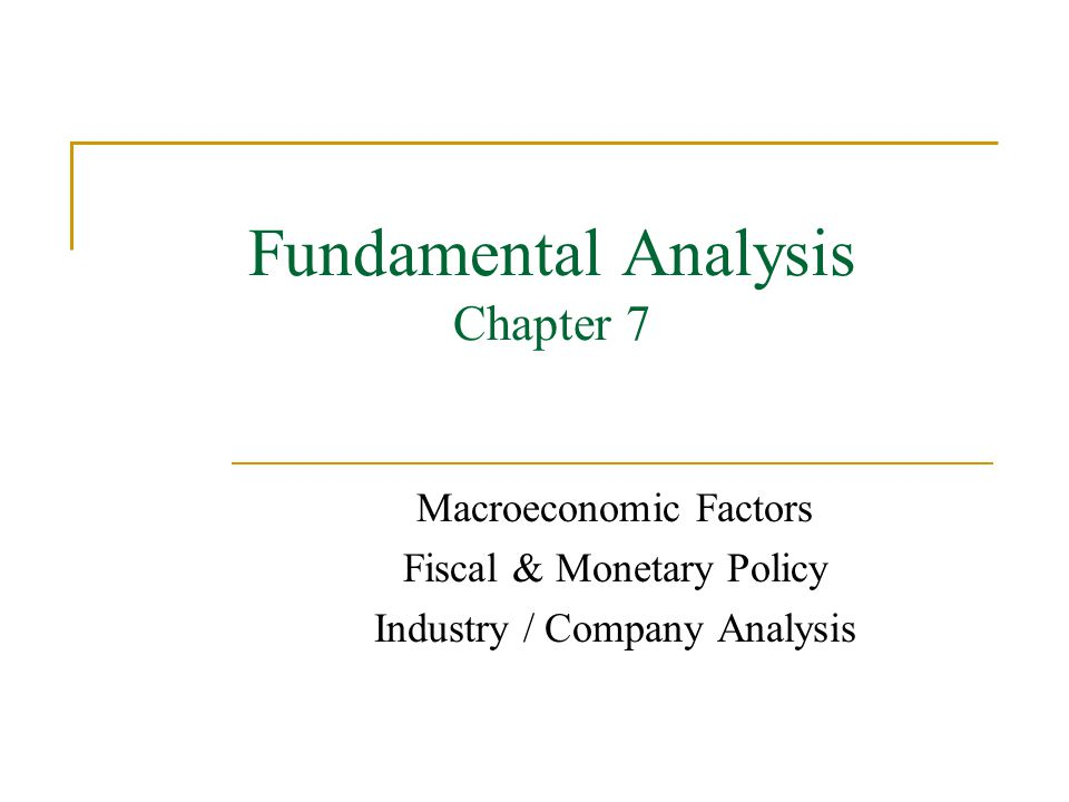 fundamental analysiseconomic analysis evaluates current economic The economic analysis of a project helps select and design projects that contribute to the welfare of a country various tools of economic analysis help determine the economic and fiscal impact of the project, including the impact on society and the major stakeholders involved, as well as the project's risks and sustainability.