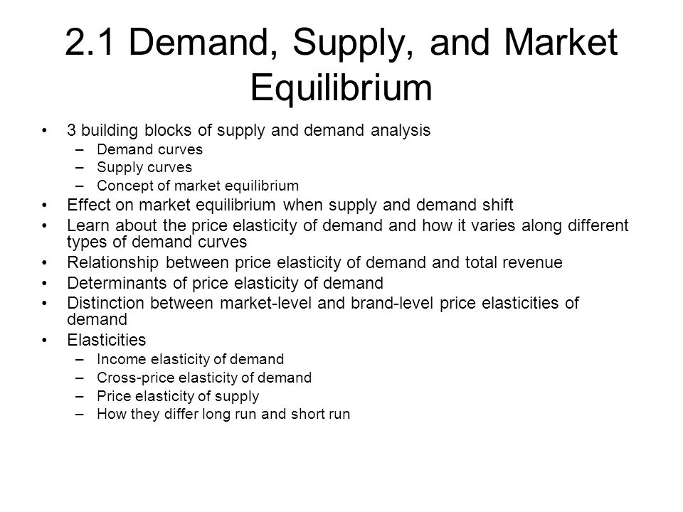 importance of demand analysis to a The quantity of goods and services that consumer are willing and able to purchase in the market at various prices during a period of time is called demand.