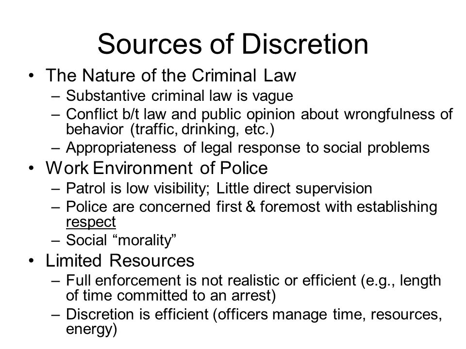 criminal law and its discretion Where the commonwealth intends in its case-in-chief to offer at a criminal trial statements made by a defendant in a foreign language in a tape-recorded interview, a judge has discretion to require the commonwealth to provide defense counsel in advance of trial with an english-language transcription of the interview, and to exclude the.