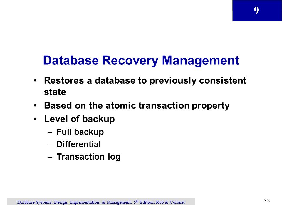 online retrieval database systems A database management system is used to provide secure and efficient methods for storage and retrieval of information from a database database management system (dbms)- is a software package that allows users to access a database so they can enter, maintain and view the data.