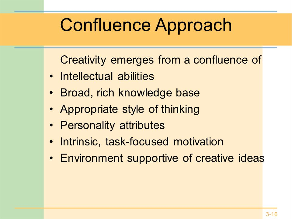 creativity personality approach While that might sound restrictive, it can actually motivate them to be proactive in  their approach to creativity by engaging in creative or complex tasks and ideas.