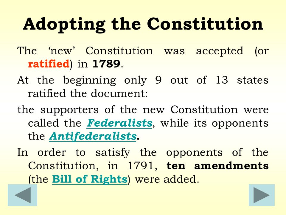the differences between the articles of confederation the federalist papers and the constitution of  There are major differences between the articles of confederation and the constitution the articles of confederation had been in effect sine 1781 they established what could be referred to as a league of friendship and a quasi-constitution for the states that were sovereign and independent subsequent to the american revolution.
