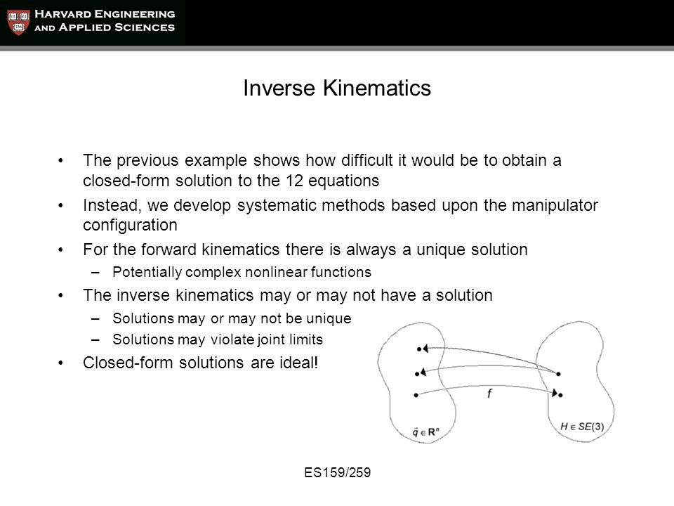 Ch. 3: Forward and Inverse Kinematics - ppt video online download