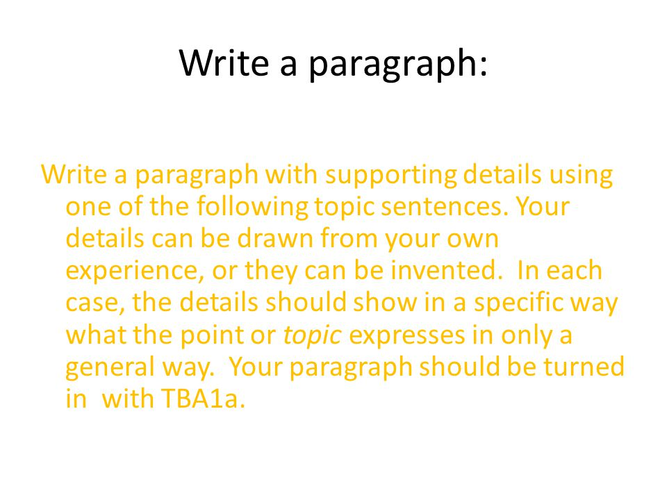 thesis in a paragraph Thesis paragraph research based essay, if you want to make money doing something you love it is time to set some goals about.