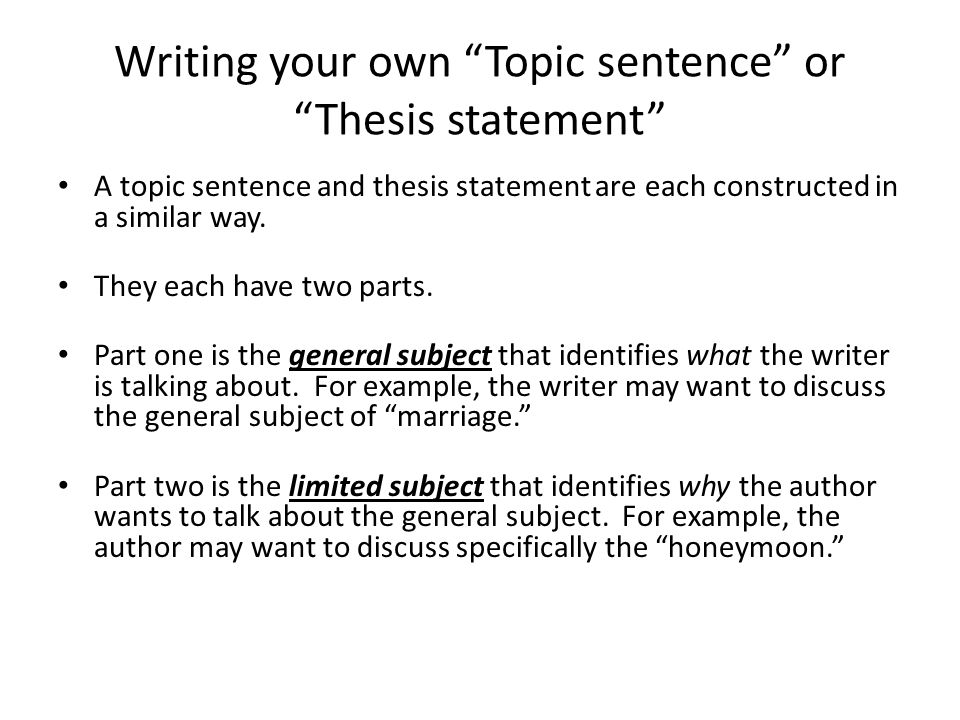 writing your thesis statement Thesis statements are hard to write there, i said it as an english major people usually assume that i have some sort of internal thesis generator that spits out.