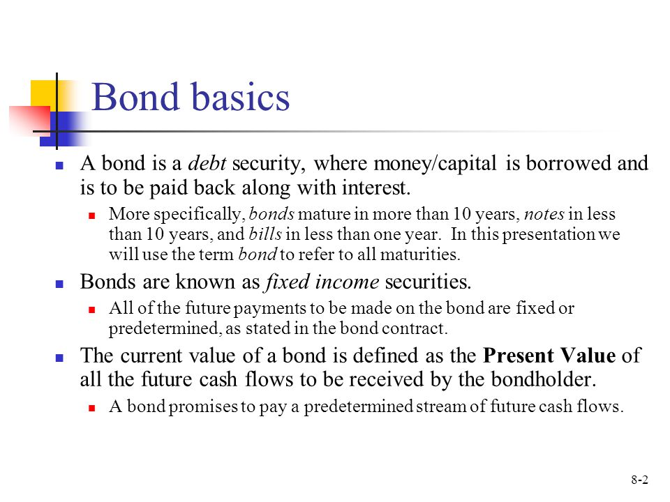 bond and stock valuation pdf