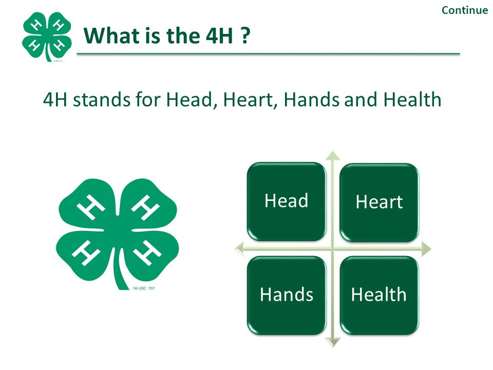 4h Meaning Romeondinez