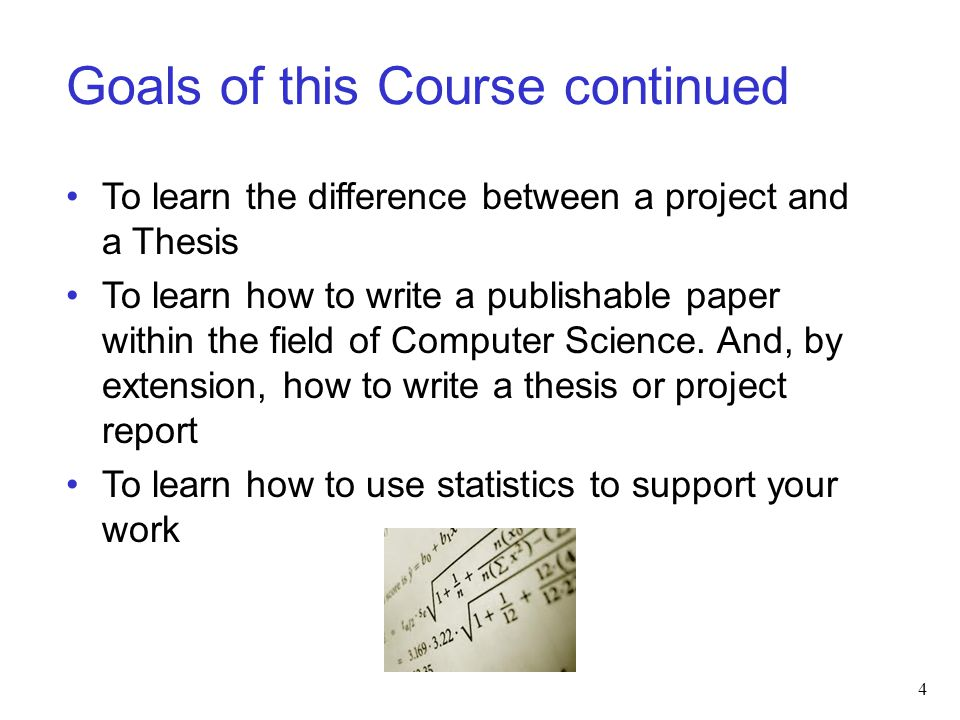 How to Write a Scientific Paper - PowerPoint PPT Presentation