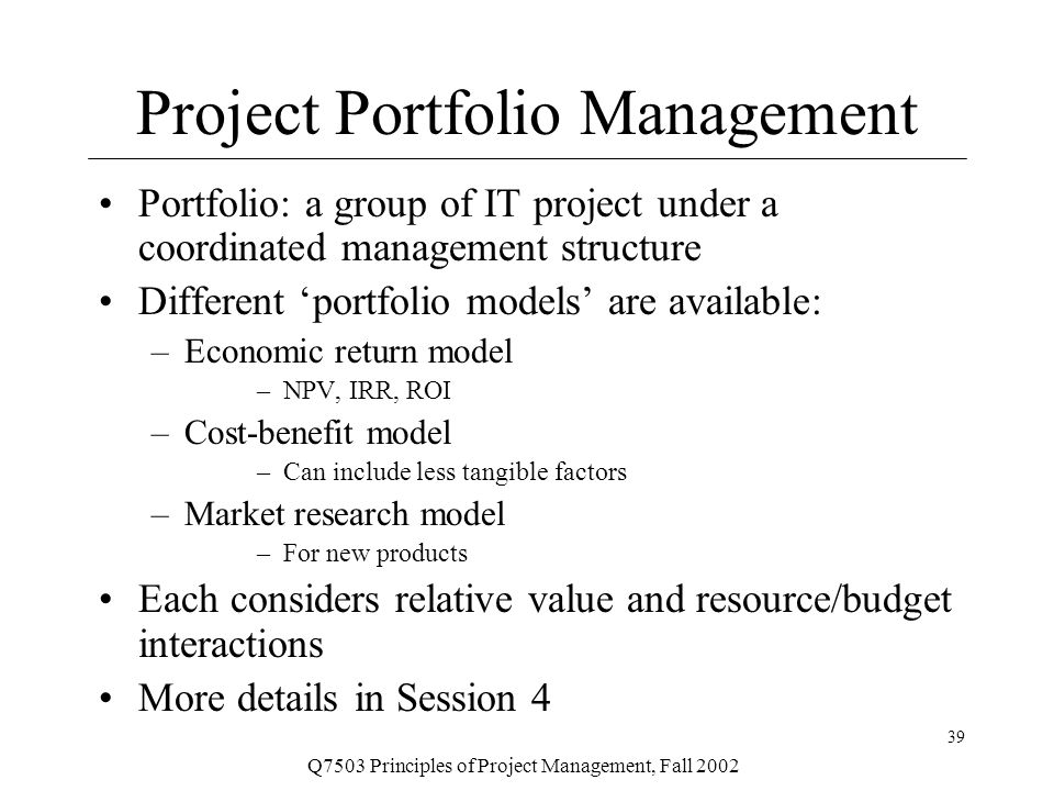 project portfolio management at novartis pharma View louise farrell's  alexion pharmaceuticals, inc, novartis  this role was responsible for driving the portfolio and project management methodology .