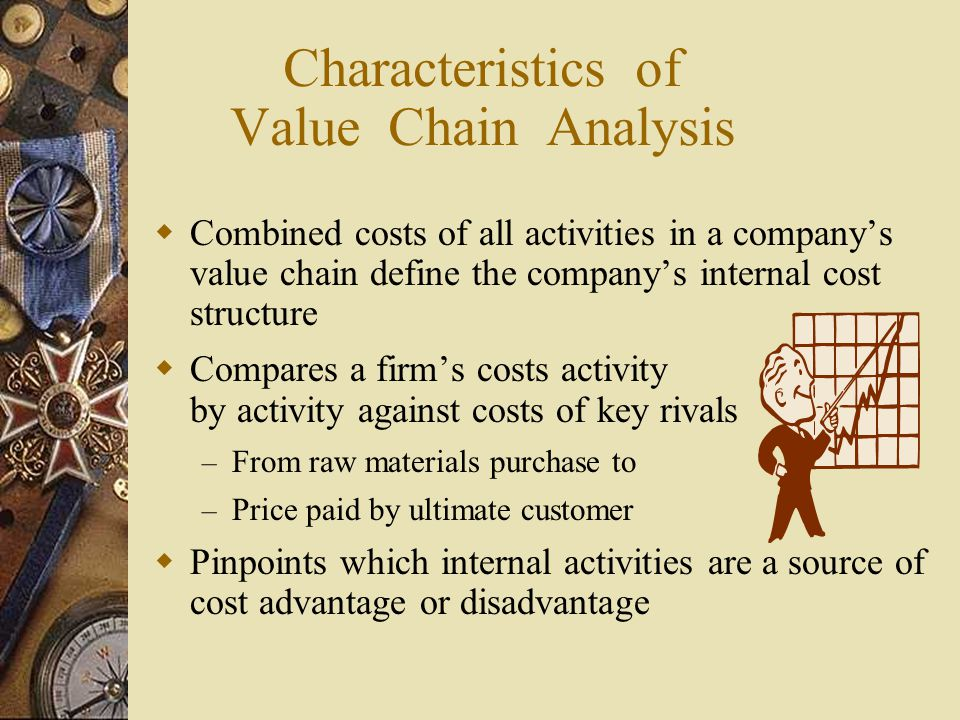advantages and disadvantages of value chain analysis pdf