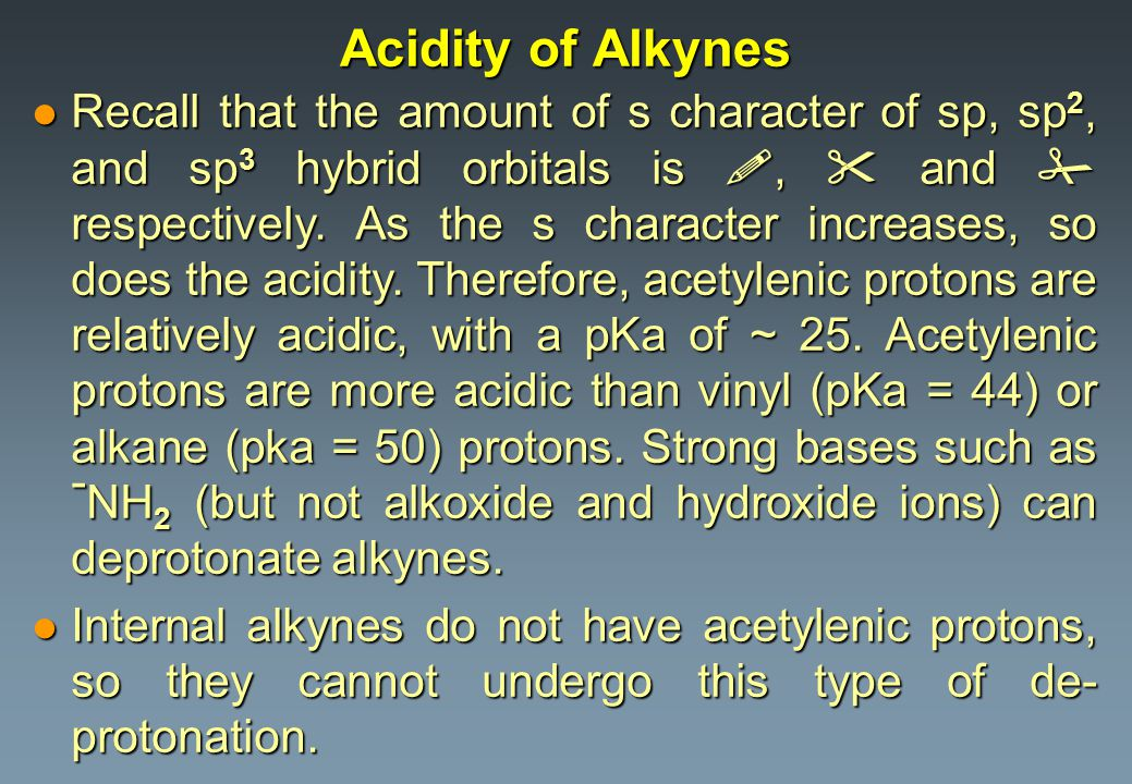 Alkynes Ppt Download