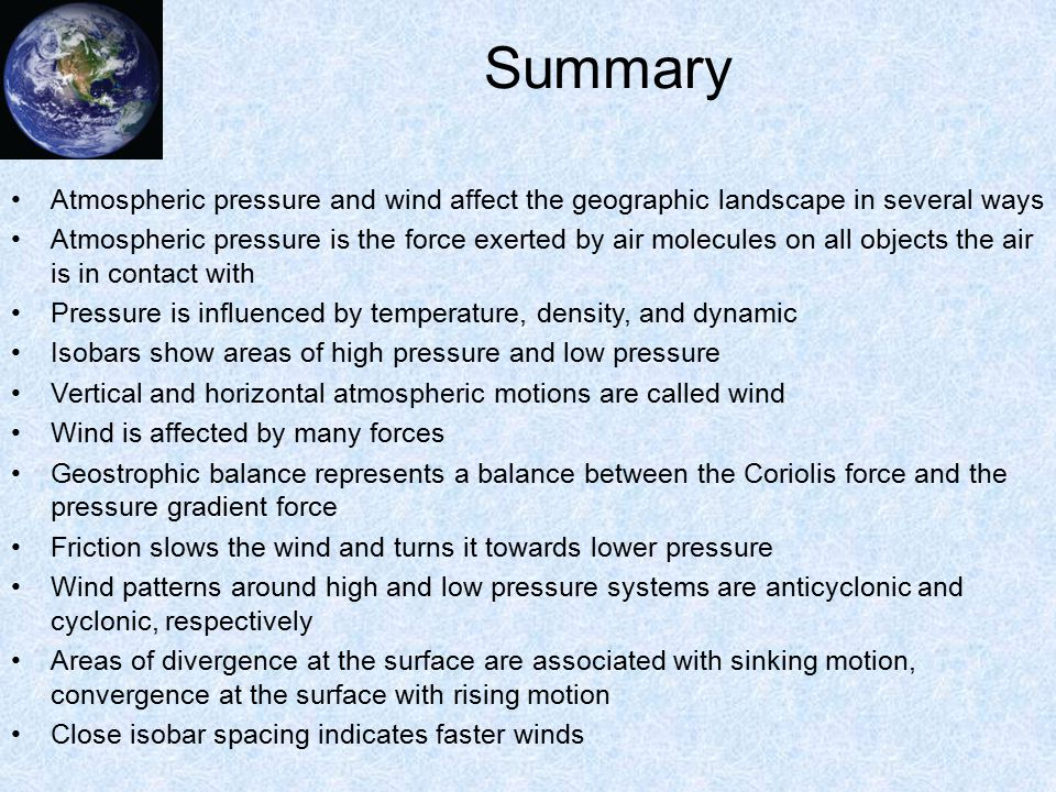 'low pressure atmospheric systems have more Why do storms generally form when there is low air pressure in the why do low pressure weather systems what causes high air pressure in the atmosphere.
