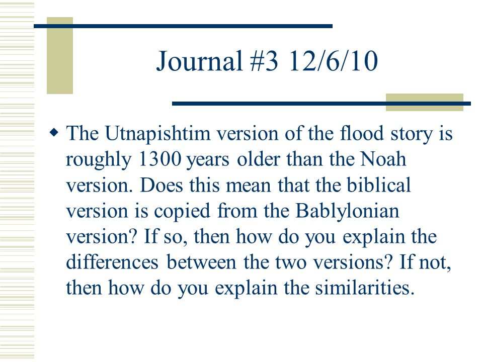 an analysis of the flood story of utnspishtim from the epic of gilgamesh Why should you care about floods in sinleqqiunninni's the epic of gilgamesh the epic of gilgamesh / analysis would both have a flood story to.