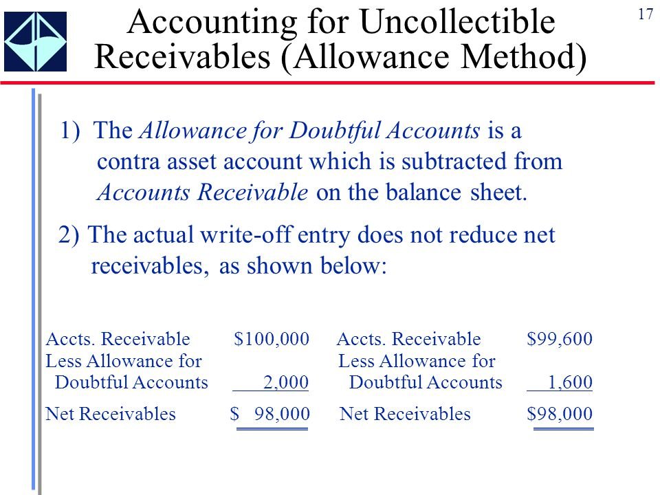 Receivables/Cash Cycle - ppt video online download
