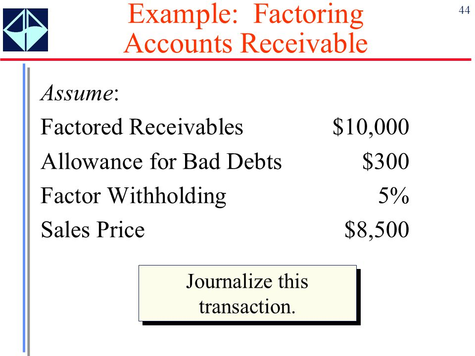accounts receivable and factoring transformation Accelerating accounts receivable collections  accounts receivable clerks should call all other customers with late payments for  digital transformation .