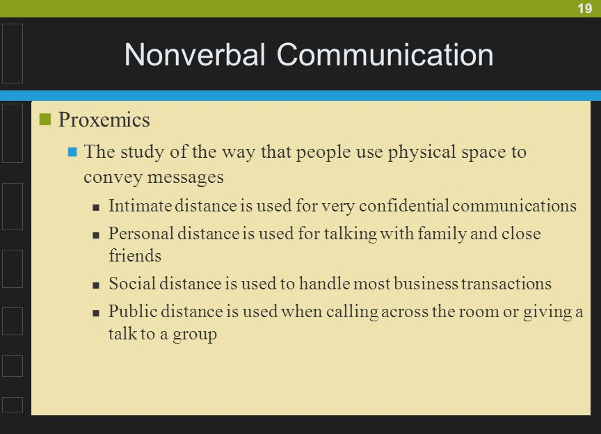 An analysis of the effects of non verbal communication on people