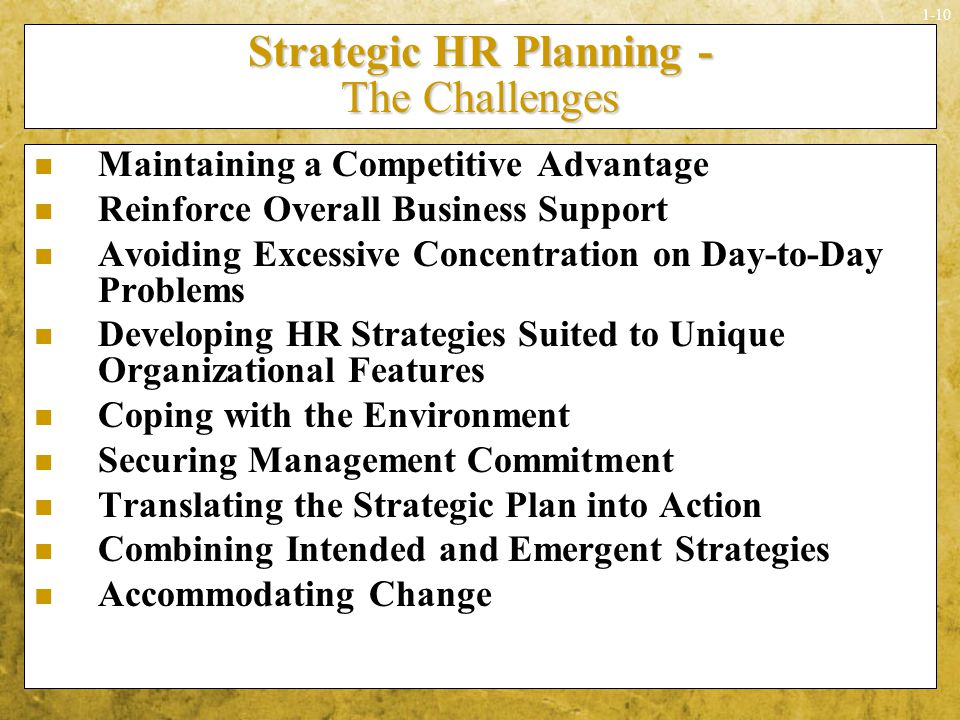 human resource management and evolutionary strategic The evolution of human resource management: past the macrotheme review 3(9) rather than strategic 4 human resource management.