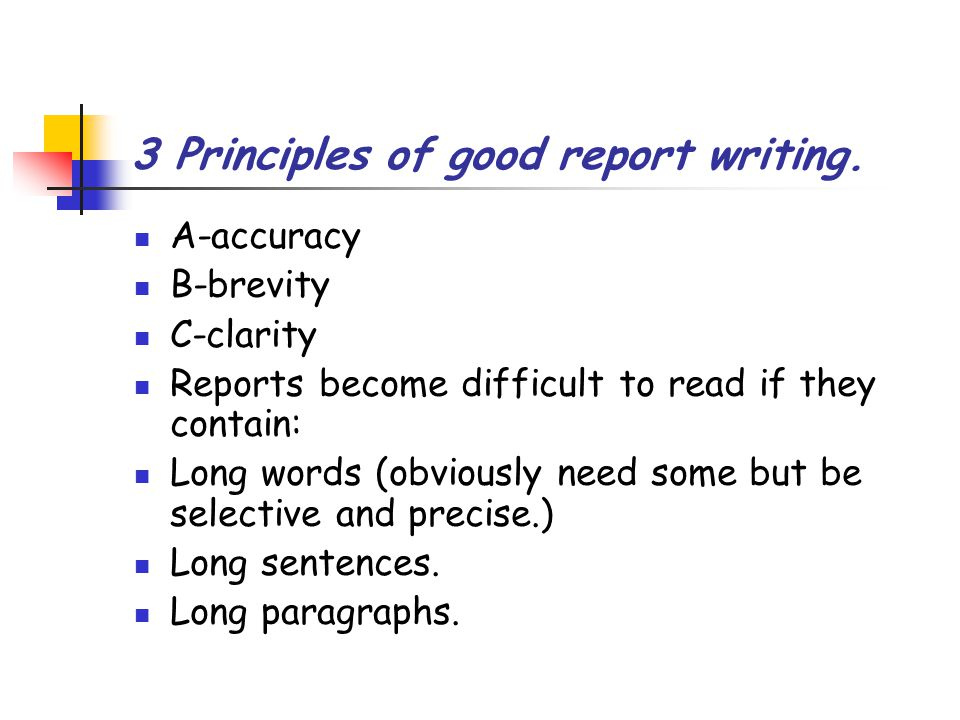 principles good writing Effective business writing: top principles and techniques  good writing skills often lead to increased customer/client satisfaction improved inter-organizational efficiency and.