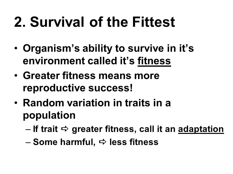 survival of the fittest in the call of the wild Summary and analysis chapter 2 - the law  use of the survival of the fittest  wolf pack and will be seen answering the call of the wild by howling.
