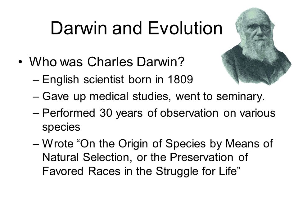 charles darwins theory of evolution and its impact on natural and sexual selection Darwin's theory of evolution by natural selection was  what darwin really screwed up about evolution  an idea charles darwin's theory of evolution by .