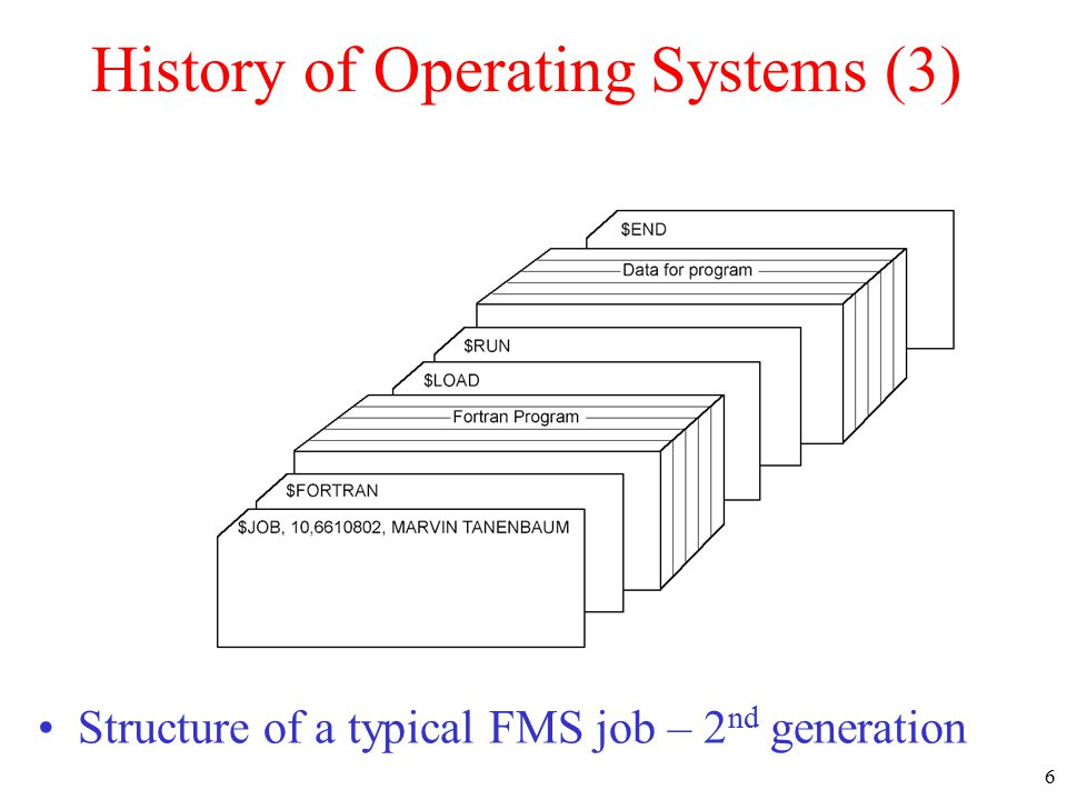 Future Development Of The Operating System Computer Science Essay