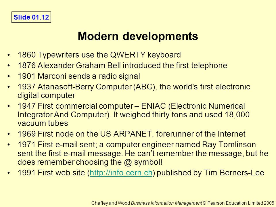forerunners of the modern computer 30) the engine would have used loops of jacquard's punched cards to control a mechanical calculator — the forerunner of today's methods of computer programming 1) she is a forerunner of the modern women's movement.