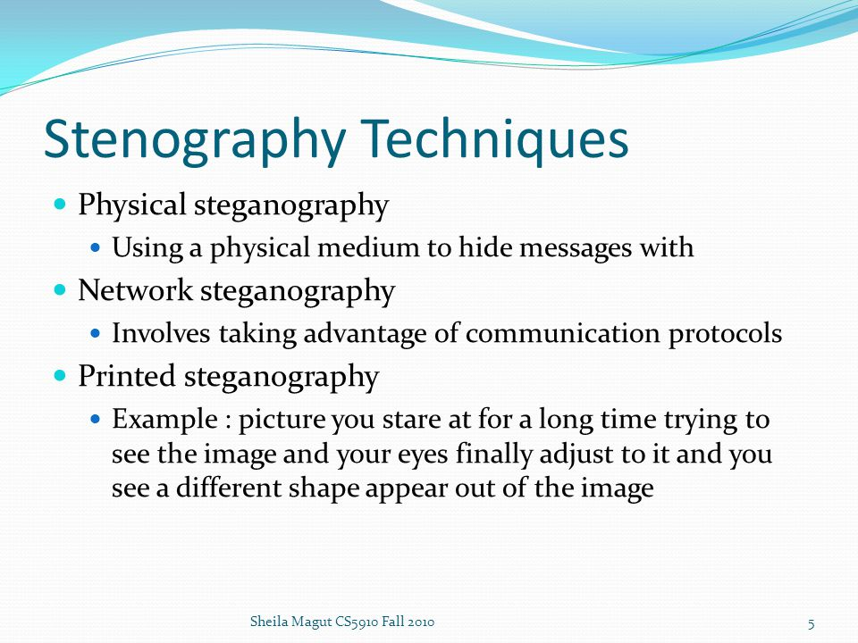 examples of steganography before computers - OnlyOneSearch