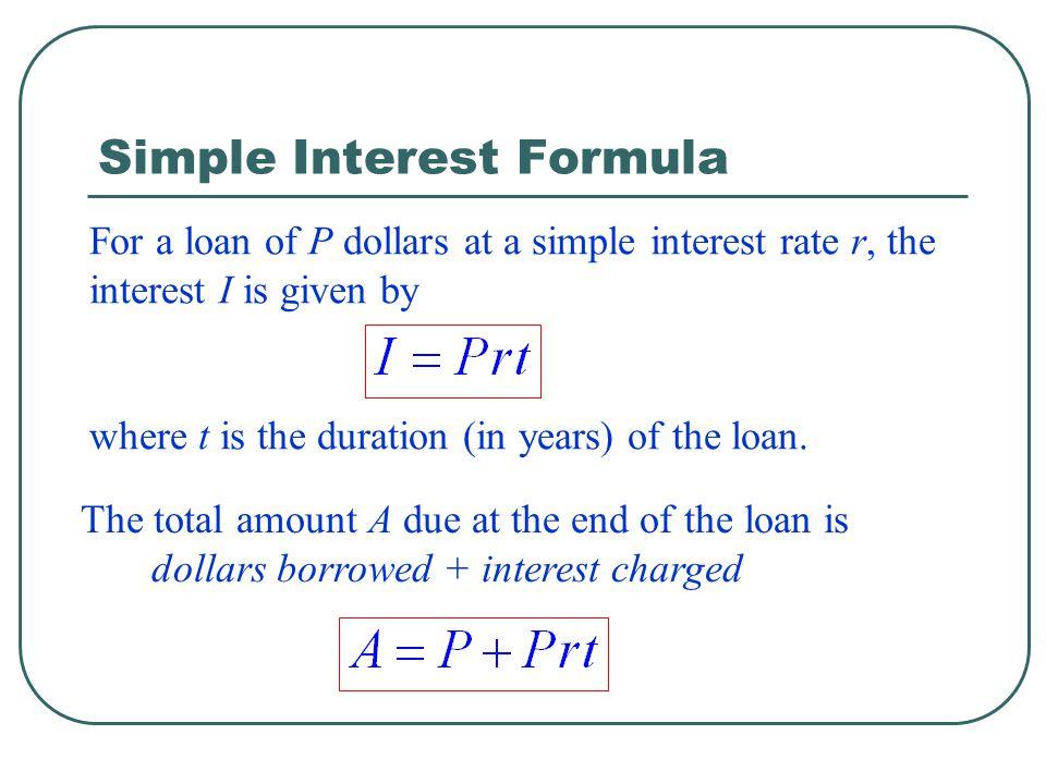 Simple interest formula worksheet wiildcreative for Terest definition