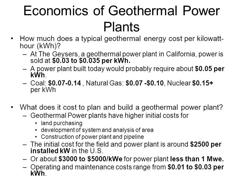 geothermal energy ppt download. Black Bedroom Furniture Sets. Home Design Ideas