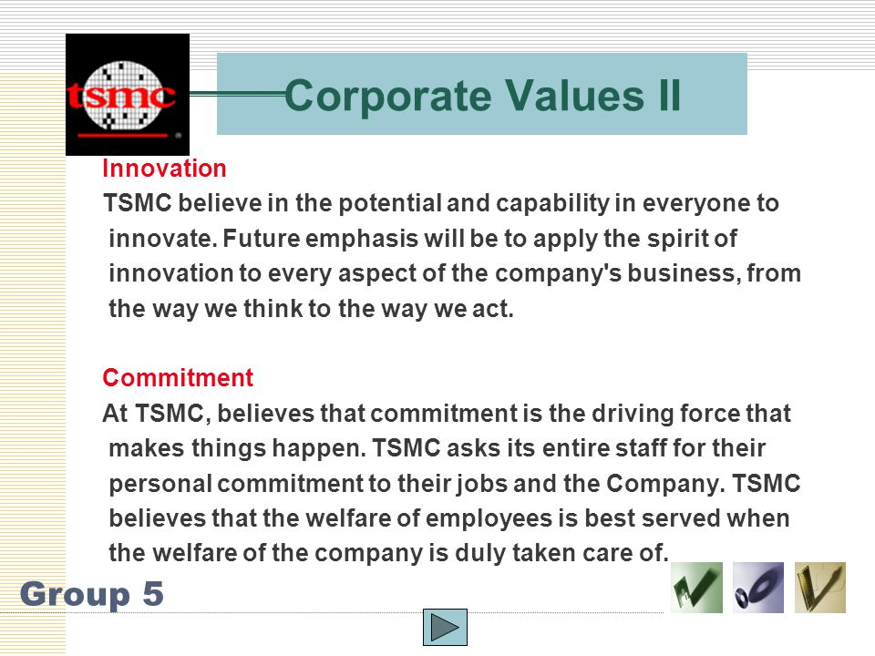 a company analysis of tsmc View wen hsing hu's profile on linkedin, the world's largest professional community wen hsing has 3 jobs listed on their profile see the complete profile on linkedin and discover wen hsing's connections and jobs at similar companies.