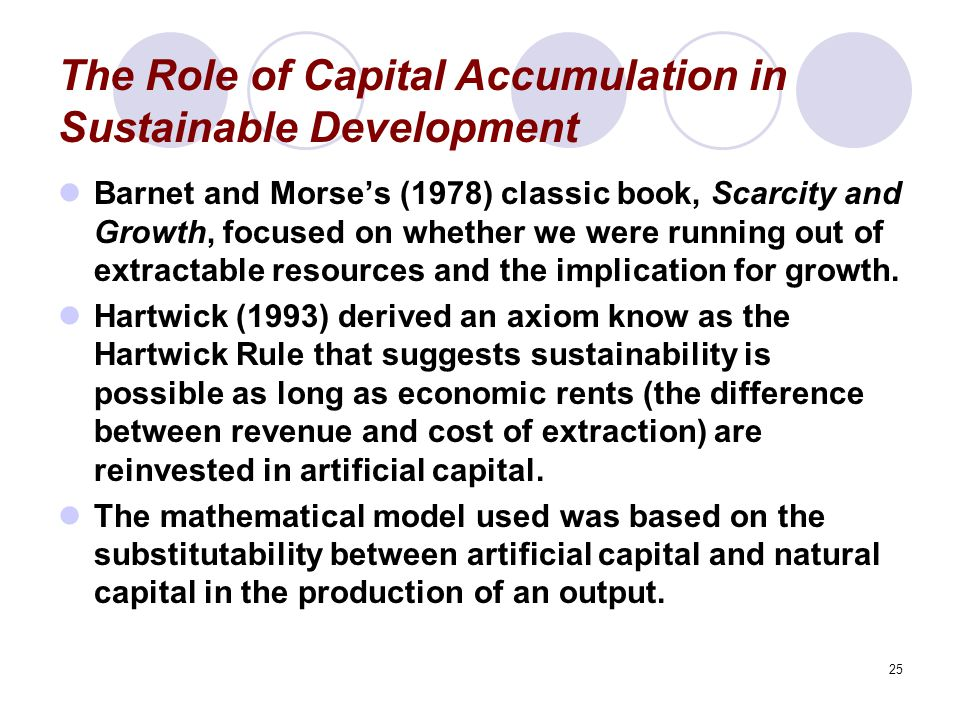 natural resources capital accumulation and the Unesco – eolss sample chapters principles of sustainable development – vol i – sustainable development of natural resource capital - sylvie faucheux ©encyclopedia of life support systems (eolss.