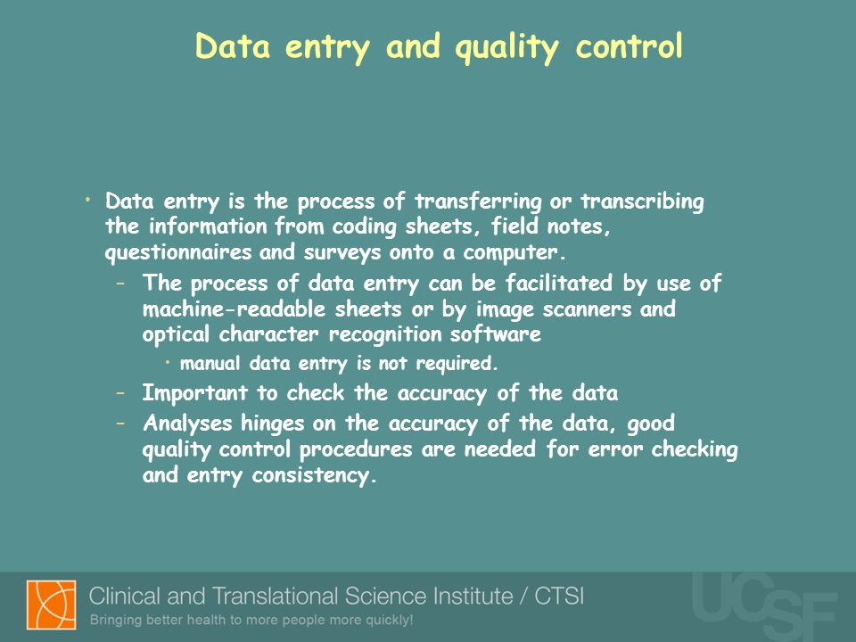 accuracy of data input is important essay Information is any entity or form that provides the answer to a question of some  kind or resolves uncertainty it is thus related to data and knowledge, as data  represents values attributed  inputs are of two kinds some inputs are important  to the function of the organism (for example, food) or system (energy) by  themselves.