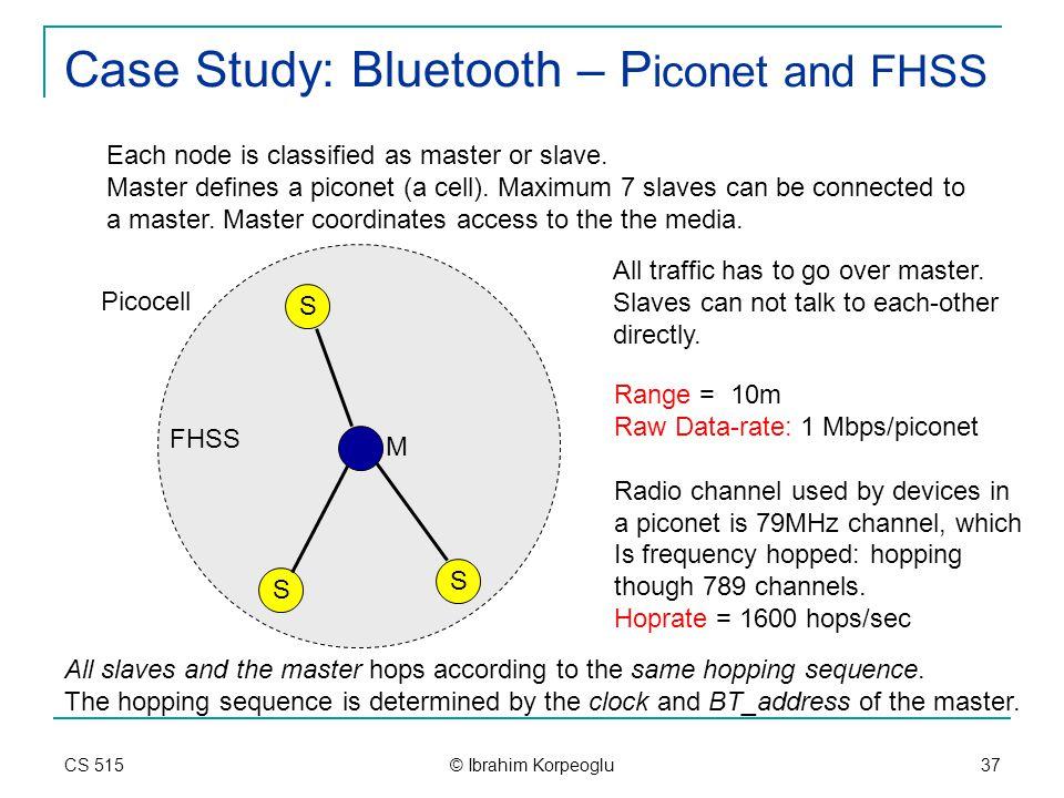 Bluetooth technology presentation - SlideShare