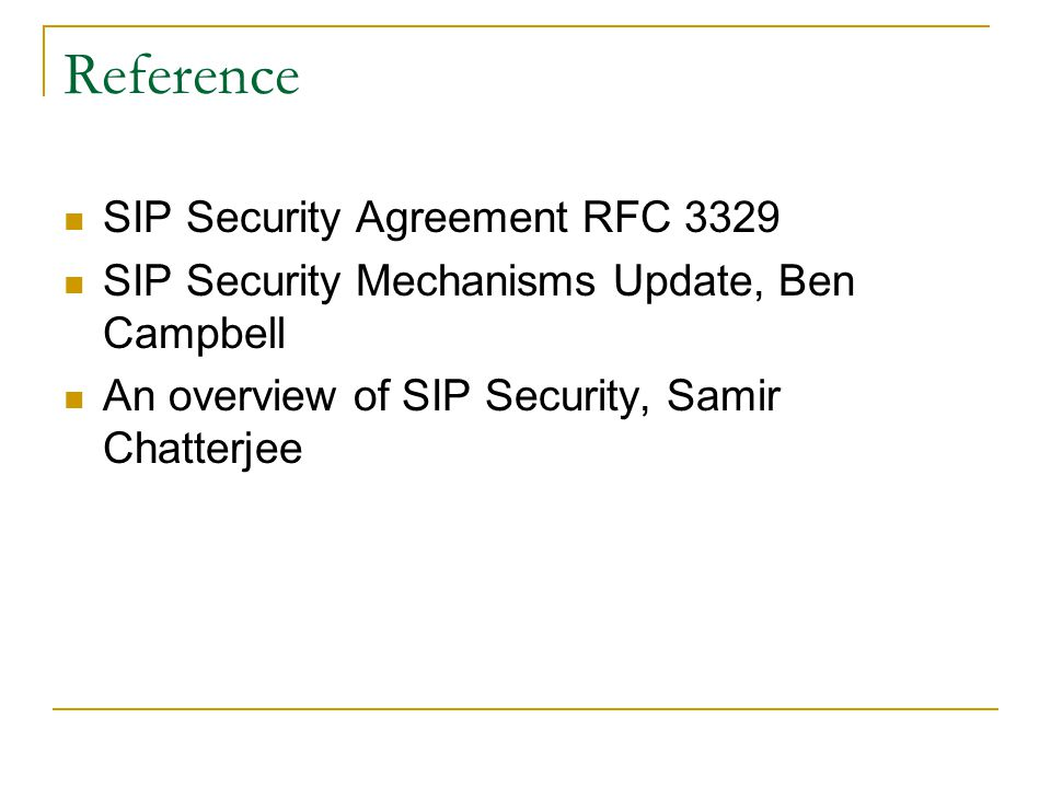 Sip Security Matt Hsu  Ppt Download