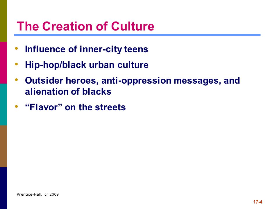 How does hip hop influence teens
